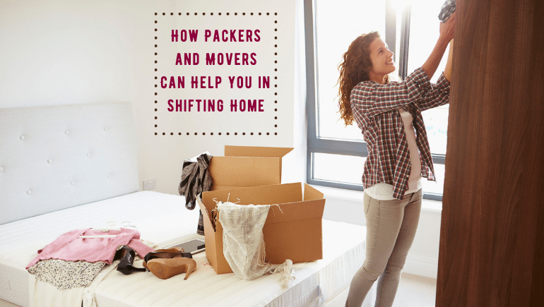 Get the Help from Packers and Movers