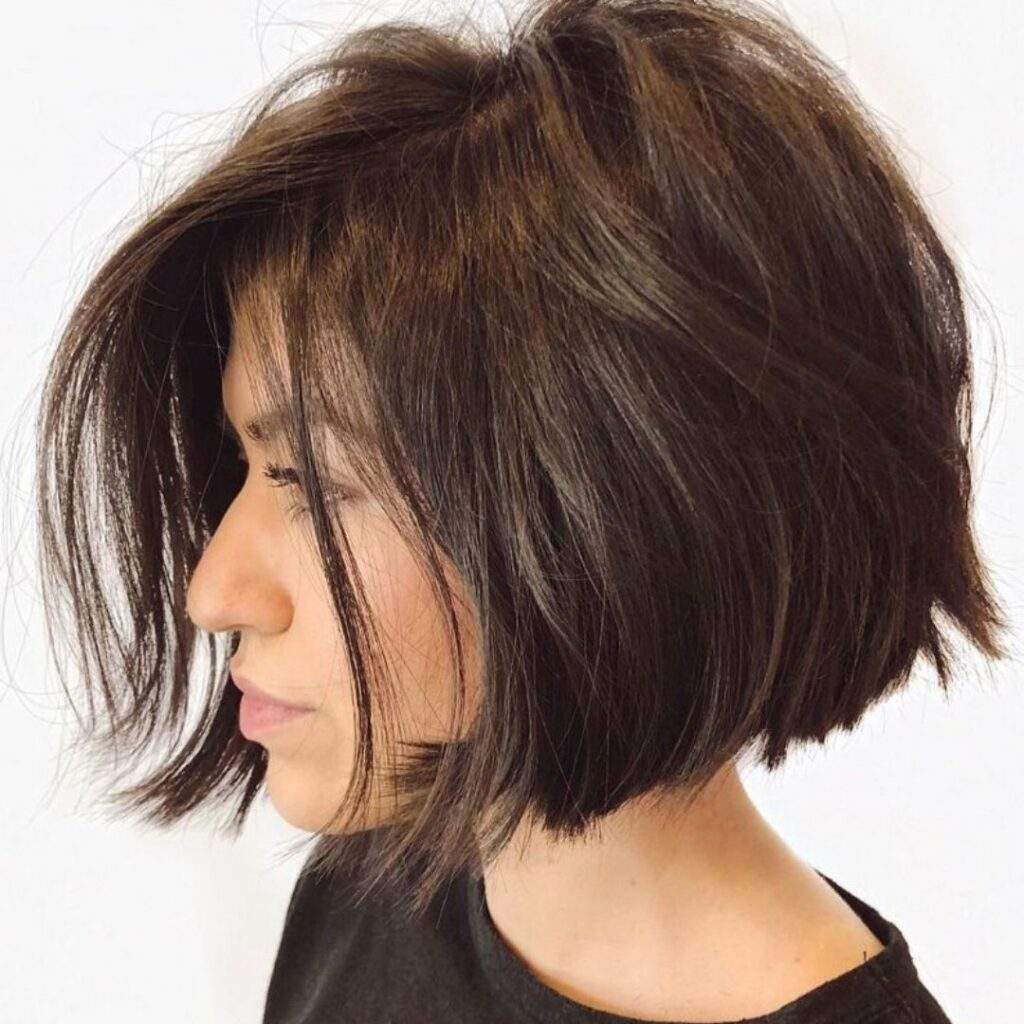 Layered Short Hair for Short hairstyles