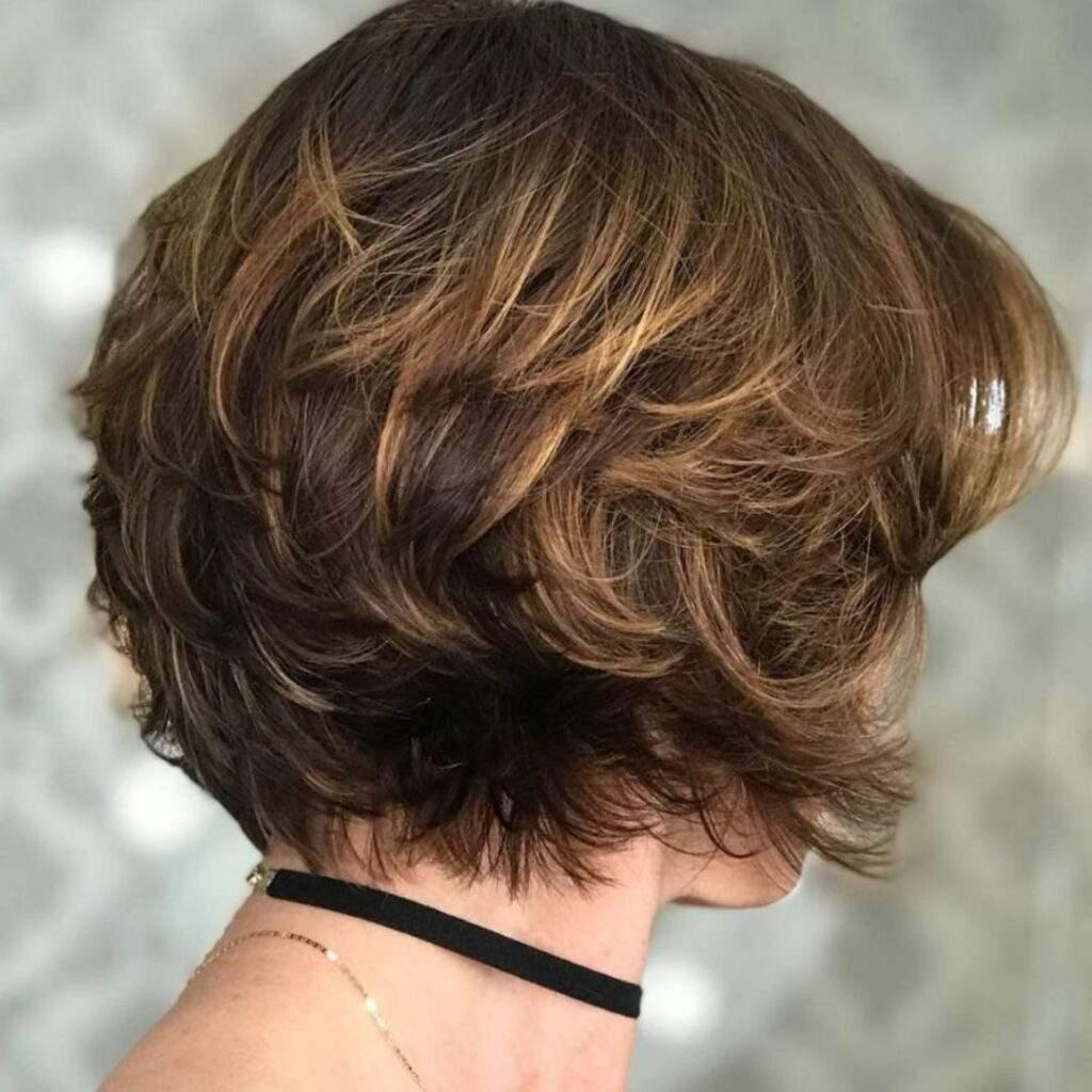 Short Bob Haircut for Short hairstyles